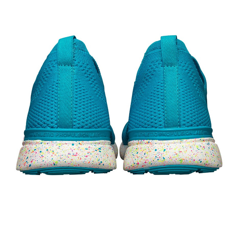 Women's TechLoom Breeze Blue Flame / White / Speckle