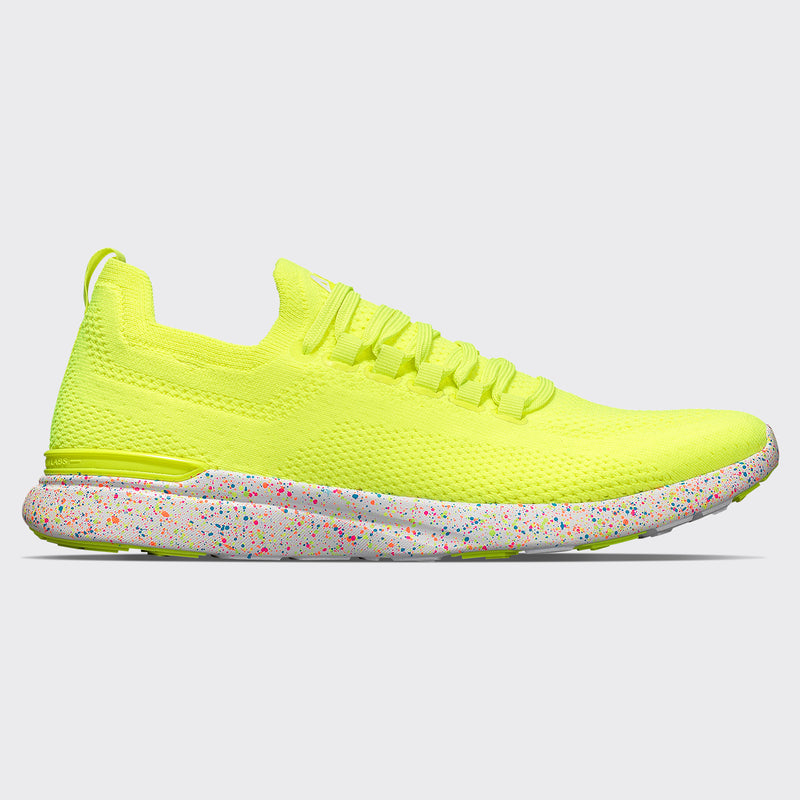 Women's TechLoom Breeze Energy / White / Speckle