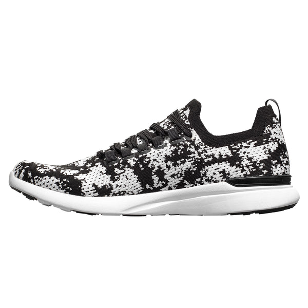 Men's TechLoom Breeze Black / White / Camo