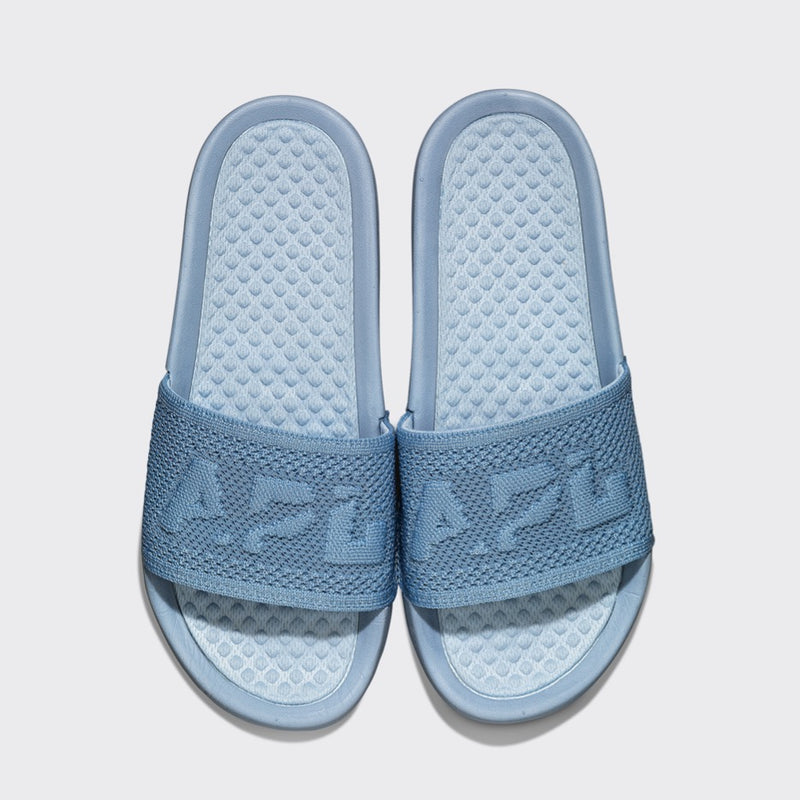 Men's Big Logo TechLoom Slide Blue Oxide