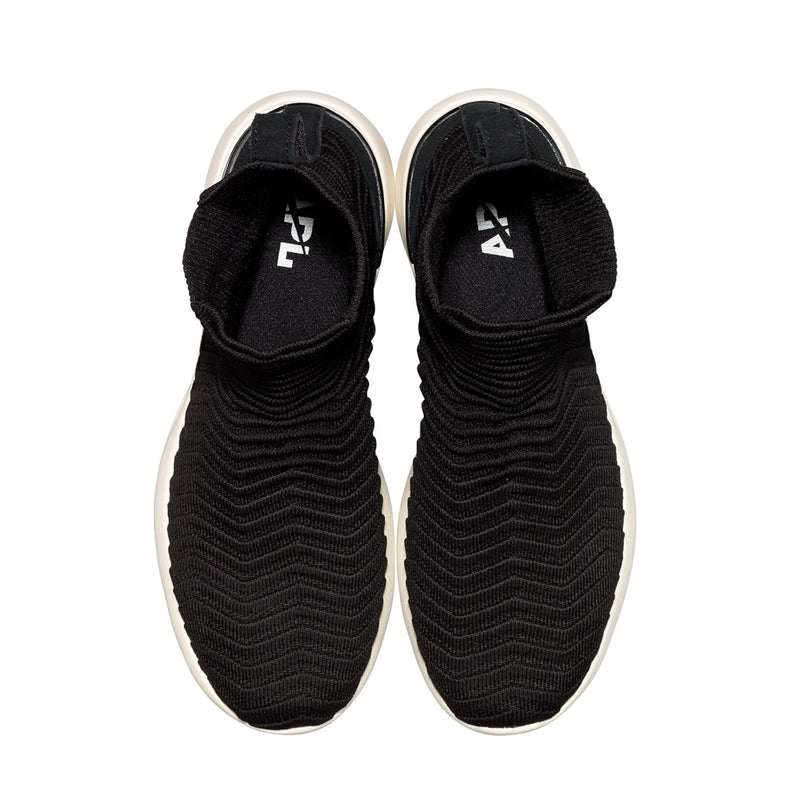 Men's TechLoom Chelsea Black / Pristine