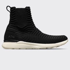 Women's TechLoom Chelsea Black / Pristine