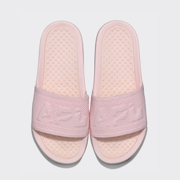 Men's Big Logo TechLoom Slide Bleached Pink