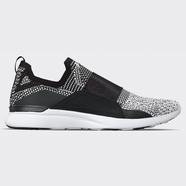 Women's TechLoom Bliss Black / White / Ombre