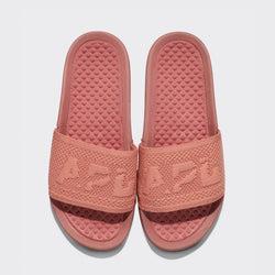 Men's Big Logo TechLoom Slide Dusty Red