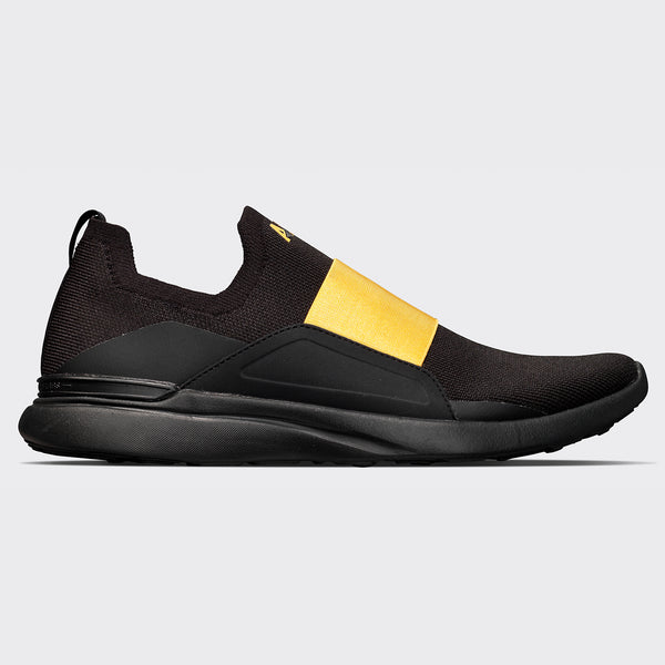 Women's TechLoom Bliss Black / Racing Yellow