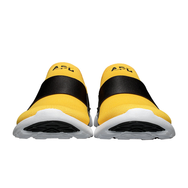 Women's TechLoom Bliss Racing Yellow / Black / White