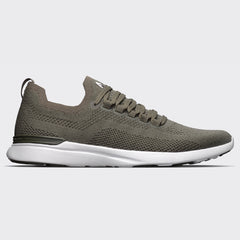 Men's TechLoom Breeze Fatigue / White (Merino Wool)