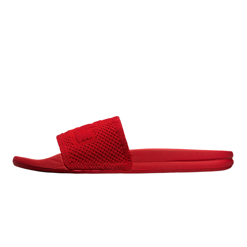 Men's Big Logo TechLoom Slide Red