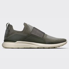 Men's TechLoom Bliss Fatigue / Aqua Grey / Pristine