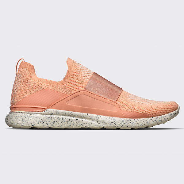 Women's TechLoom Bliss Salmon / Pristine / Midnight