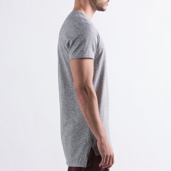 Men's The Perfect Blended Tee Grey Melange