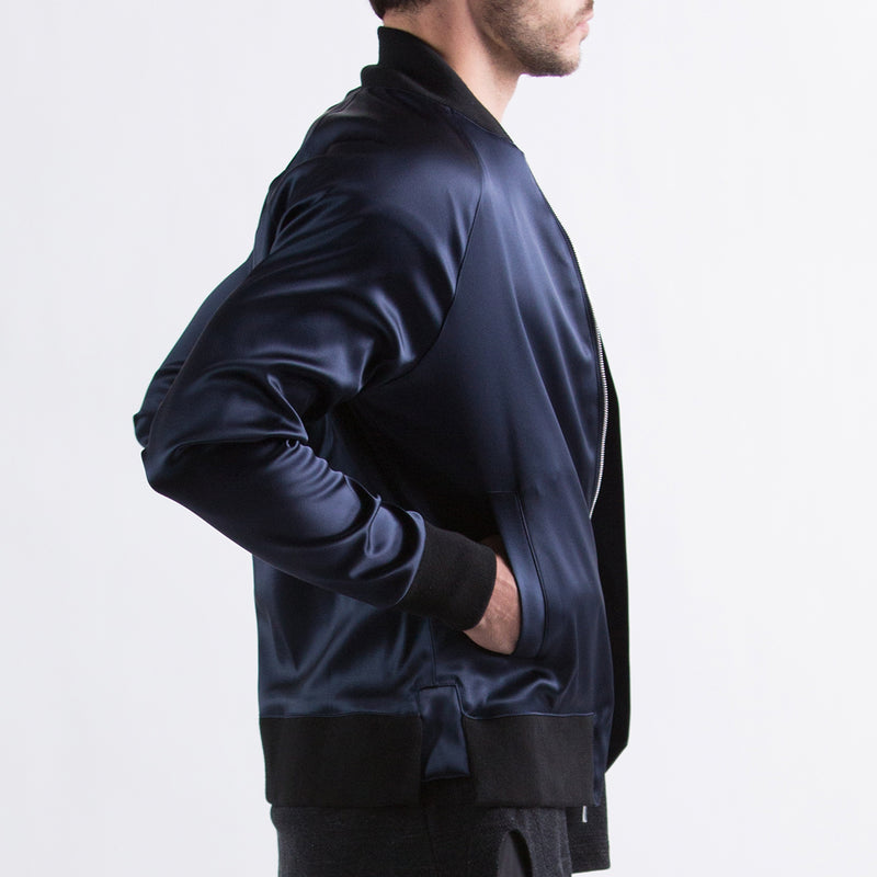 Men's The Perfect Bomber Navy