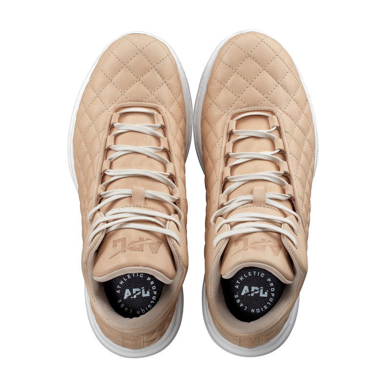 Men's Lusso Raw / Tan