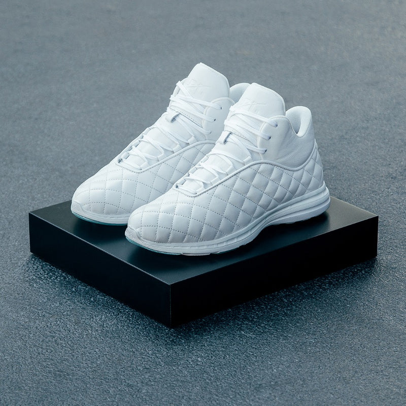 Men's Lusso White / Metallic Silver