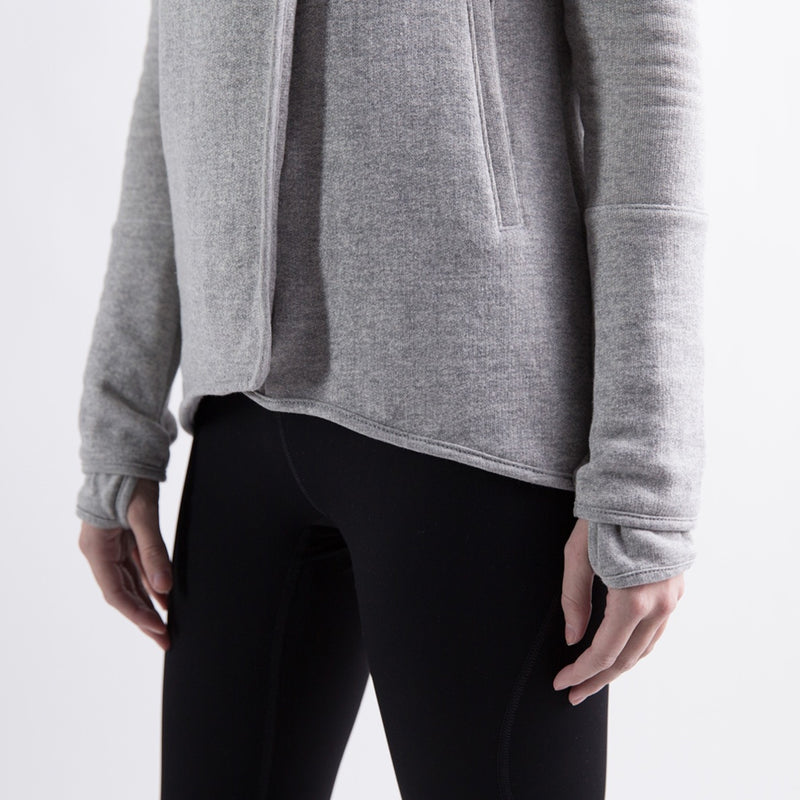Women's The Perfect Hoodie Grey