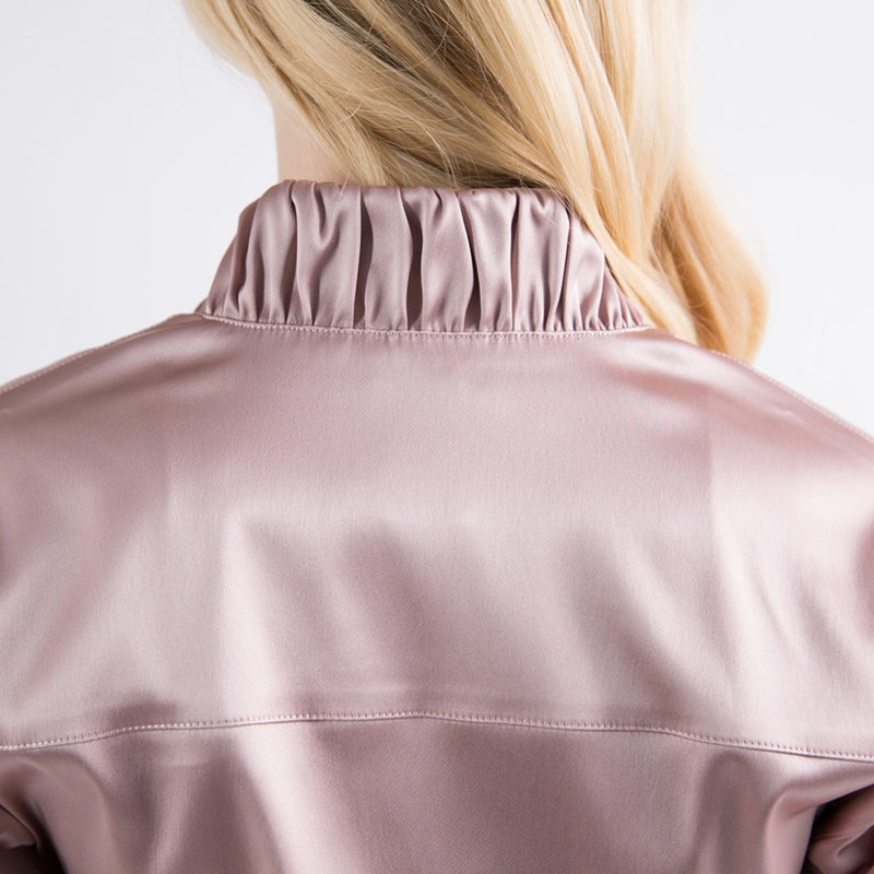 Women's The Perfect Bomber Dusty Rose