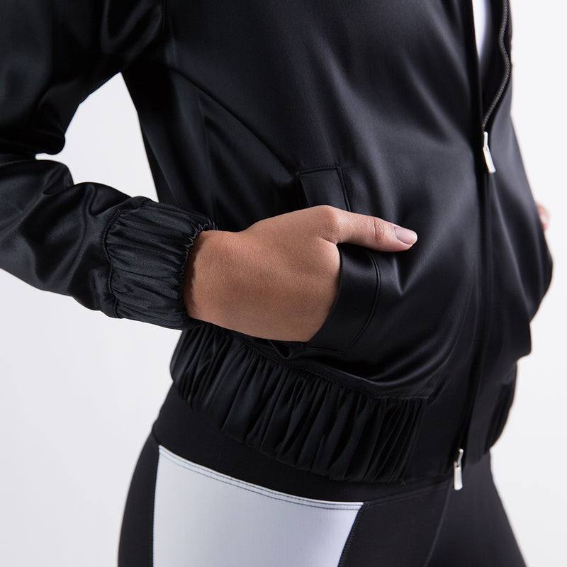 Women's The Perfect Bomber Black