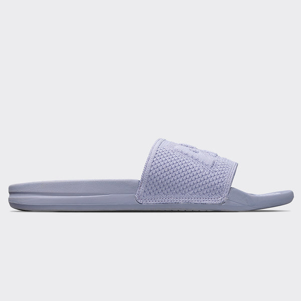 Women's Big Logo TechLoom Slide Faded Lavender