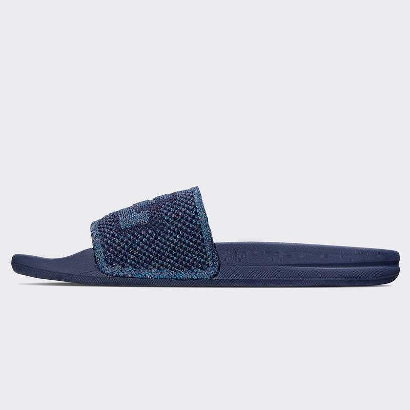 Women's Big Logo TechLoom Slide Iridescent