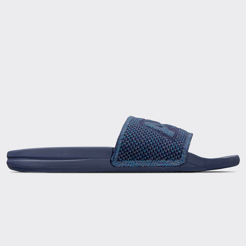 Men's Big Logo TechLoom Slide Iridescent