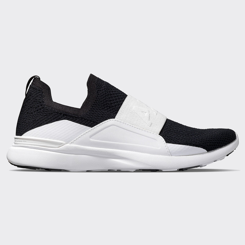 Women's TechLoom Bliss Black / White / Black