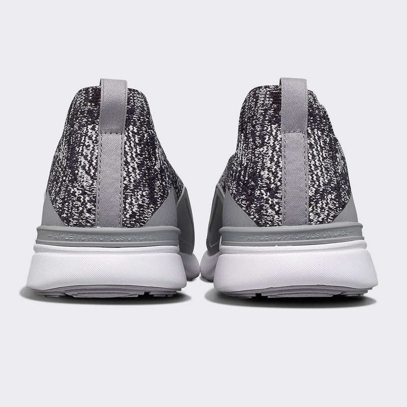 Men's TechLoom Bliss Heather Grey / White / Ombre