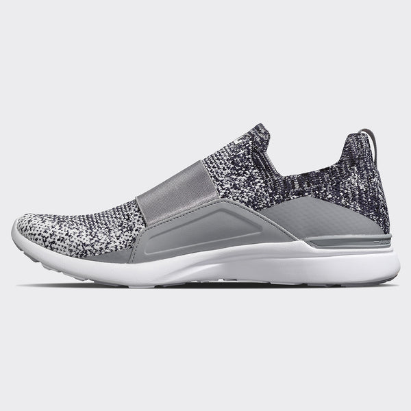 Women's TechLoom Bliss Heather Grey / White / Ombre