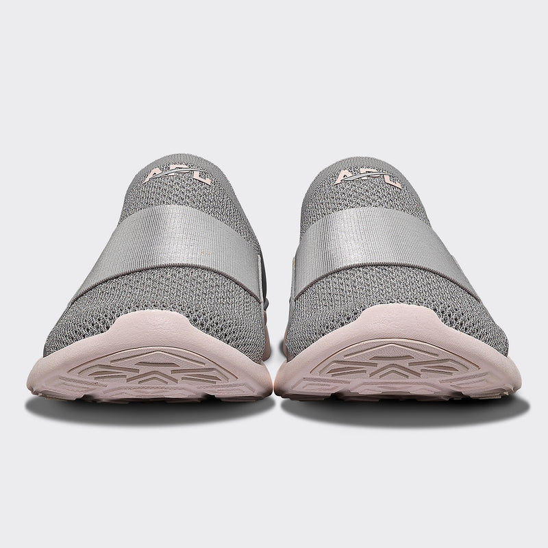 Women's TechLoom Bliss Metallic Silver / Sea Salt