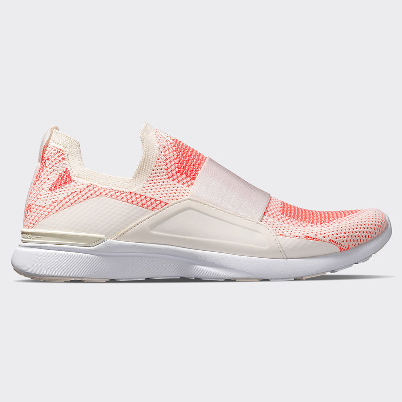 Women's TechLoom Bliss Pristine / Magma / White