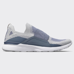 Women's TechLoom Bliss Steel Grey / Battleship / White
