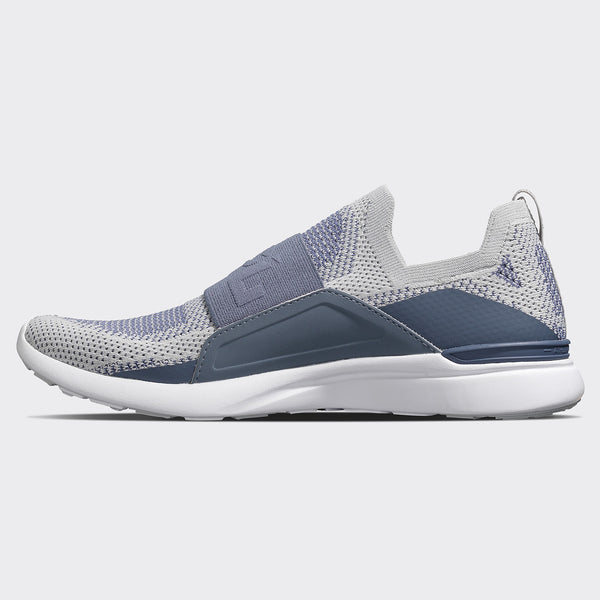 Men's TechLoom Bliss Steel Grey / Battleship / White