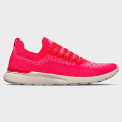 Women's TechLoom Breeze Magenta / Pristine