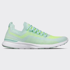 Men's TechLoom Breeze Peppermint / Energy / White