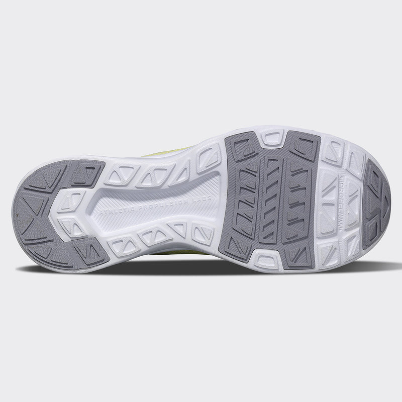 Men's TechLoom Breeze Sunbeam Yellow / Heather Grey / White
