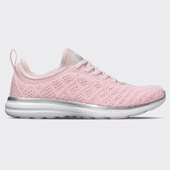 Women's TechLoom Phantom Bleached Pink / Silver / White