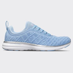 Women's TechLoom Phantom Ice Blue / Silver / White