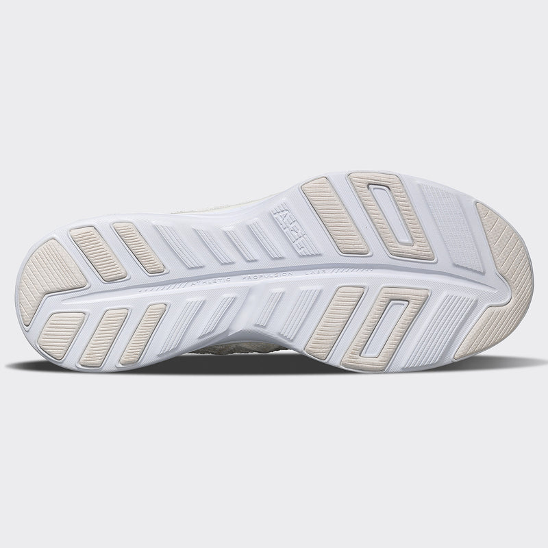Men's TechLoom Phantom Pristine / White / Molten