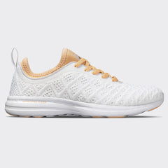 Women's TechLoom Phantom White / Sunkissed