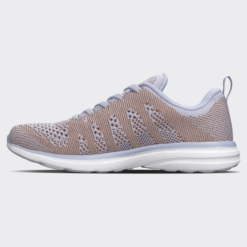 Women's TechLoom Pro Faded Lavender / Rose Gold / White