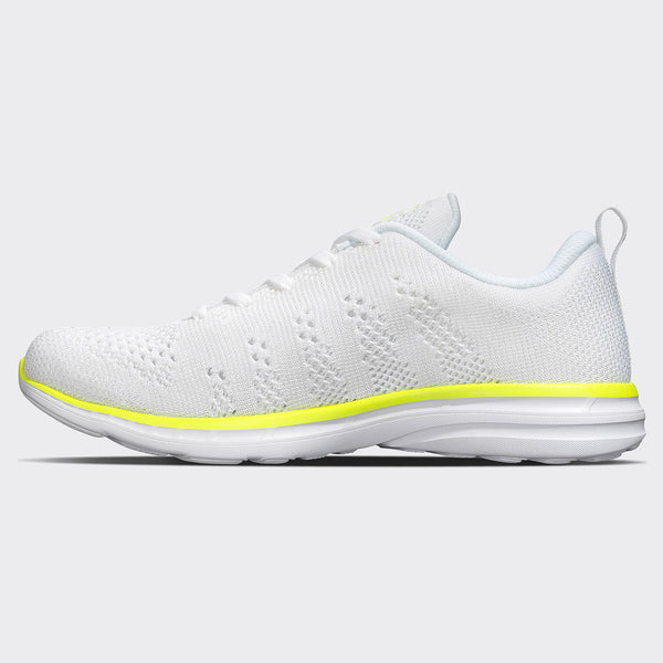 Women's TechLoom Pro White / Metallic Pearl / Energy