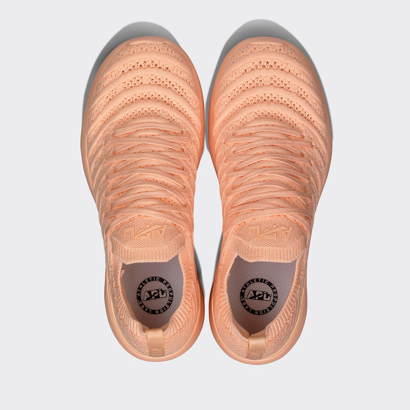 Women's TechLoom Wave Faded Peach