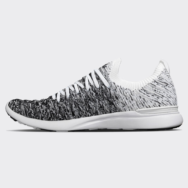 Women's TechLoom Wave White / Black / Ombre
