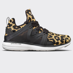 Women's Ascend Leopard / Black / White