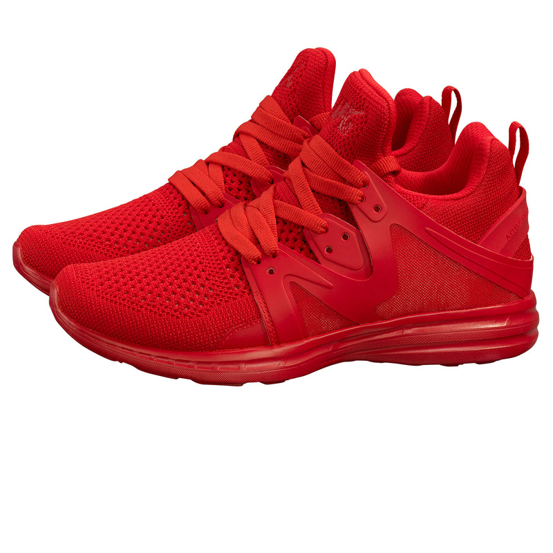 Men's Ascend Red / Red