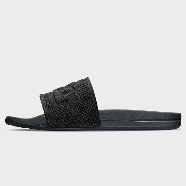 Women's Big Logo TechLoom Slide Black
