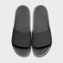 Men's Big Logo TechLoom Slide Black