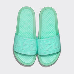 Women's Big Logo TechLoom Slide Bright Mint
