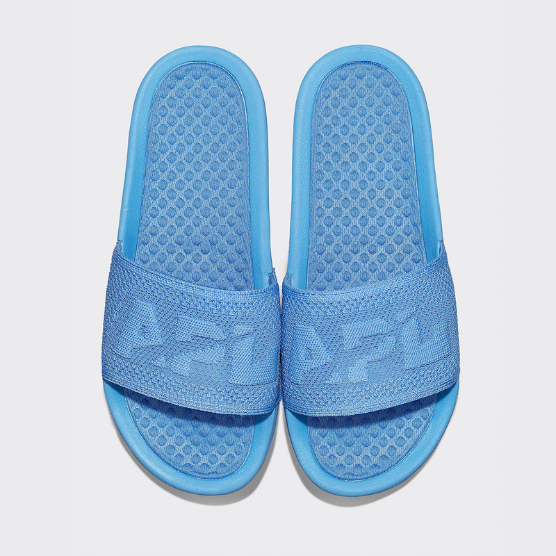 Women's Big Logo TechLoom Slide Coastal Blue