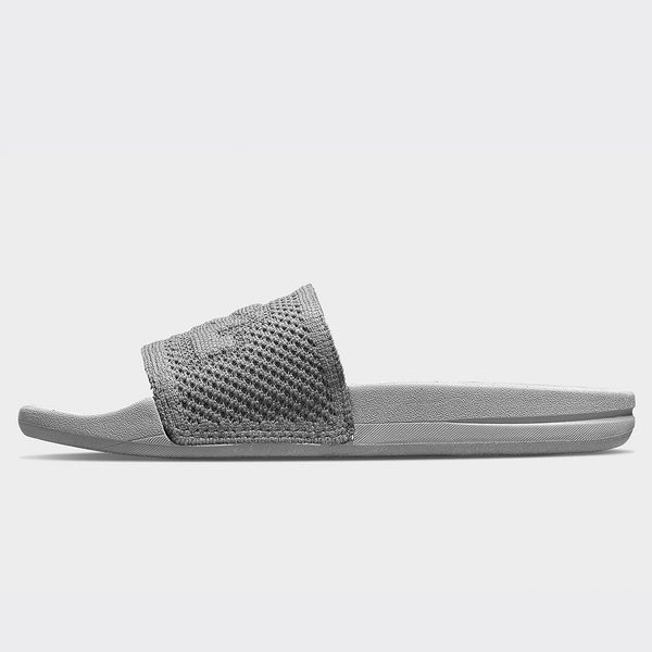 Women's Big Logo TechLoom Slide Cosmic Grey